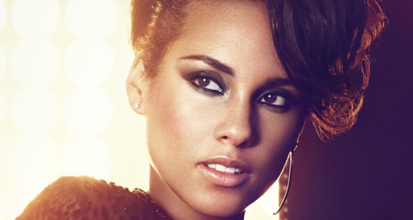 Alicia Keys is on fire no Meo Arena