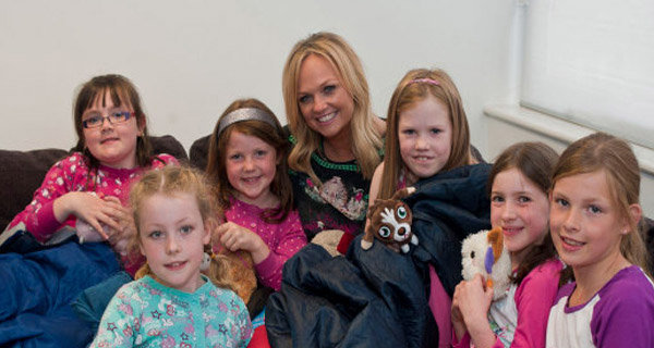 Emma Bunton e One Direction