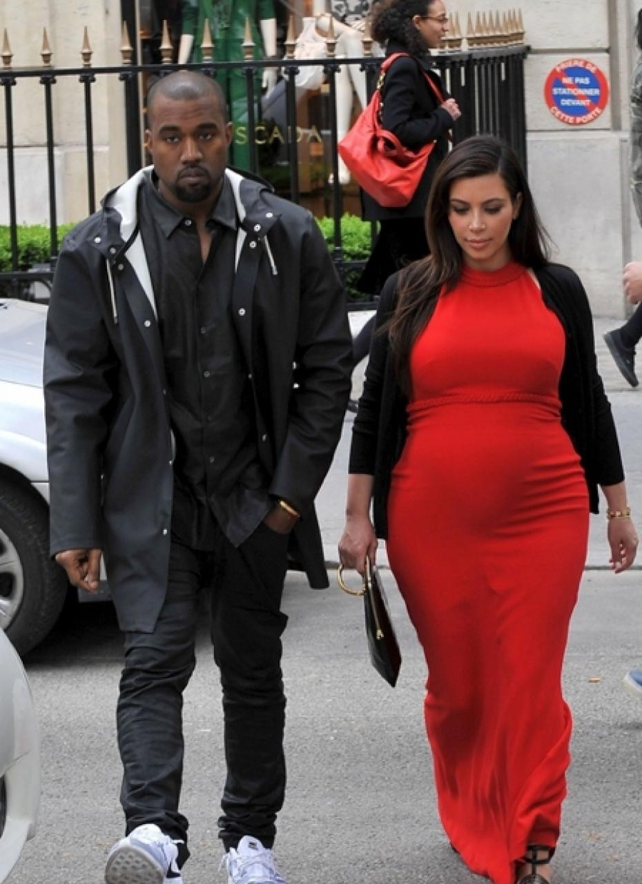 Kim Kardashian recusa $3M por fotos de North West