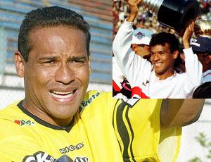 A queda do ex-jogador Brasileiro Muller