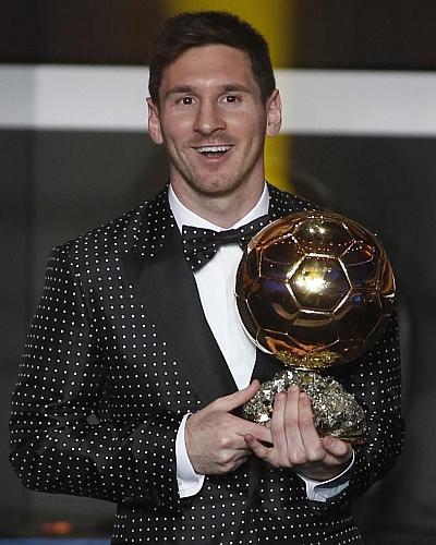 Do desfile em Milão, Messi seguirá diretamente para o treino em Barcelona