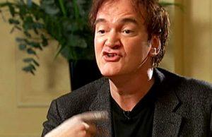 Tarantino recusa-se a falar em violência