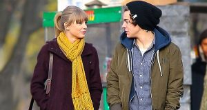 Taylor Swift reaproxima-se de Harry Styles