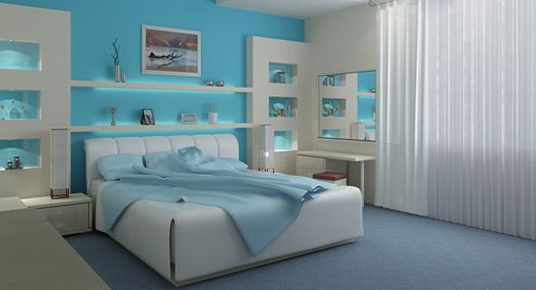 Aprenda a decorar a sua casa com o significado das cores