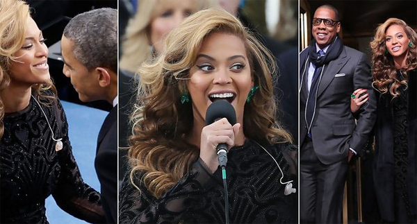 Momento embaraçoso de Beyoncé