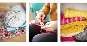 No estúdio de We Are Knitters