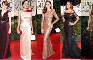 As mais bem vestidas de todos os tempos nos Globos de Ouro