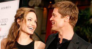 Pitt e Jolie: Casamento às escondidas?