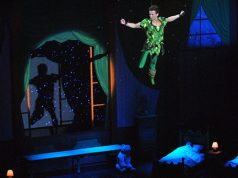Peter Pan à La Féria no Politeama