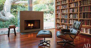 As novas bibliotecas de casa
