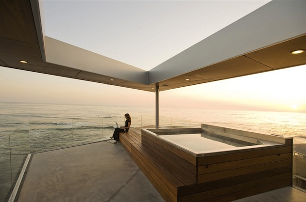 Uma casa de sonho em San Diego