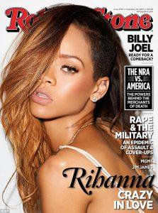 Rihanna a Mulher Camaleão