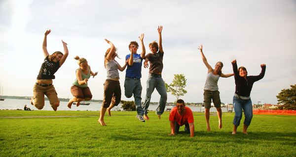 Socializar é fundamental para uma vida saudável