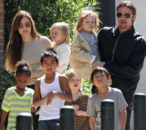 Casamento Jolie-Pitt com direito a elefantes