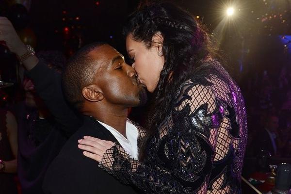 Kardashian só quer West como dador