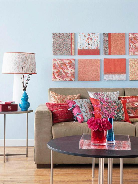 Conheça o tecido adequado à sua decoração