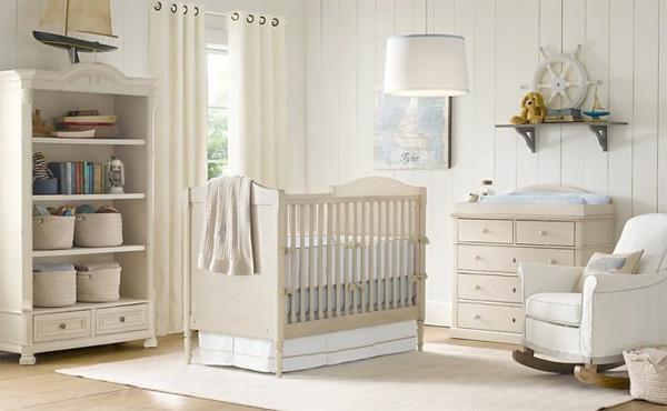 Como decorar um quarto de bebé