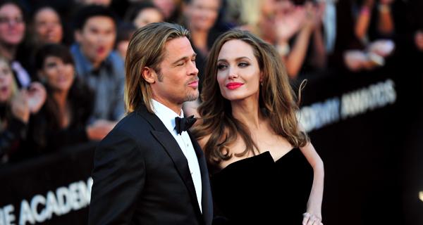 Casamento de Brad Pitt e Angelina Jolie pode coincidir com o de Jennifer Aniston e Justin Theroux
