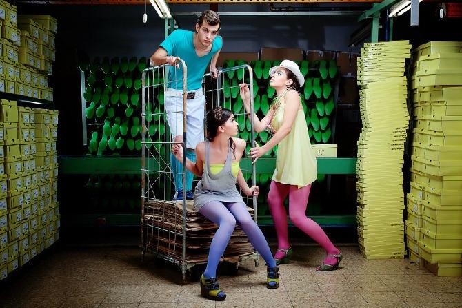Feira Internacional leva 11 empresas portuguesas de calçado a Xangai