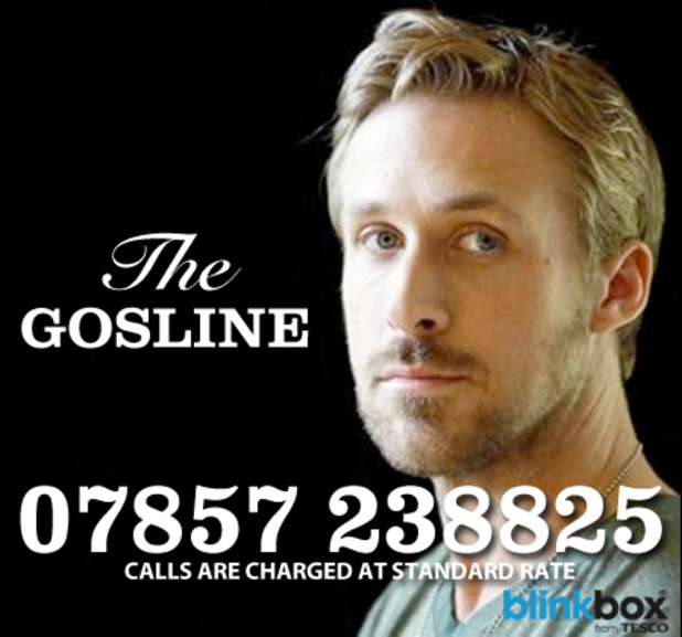 Ryan Gosling comunica pausa na sua carreira