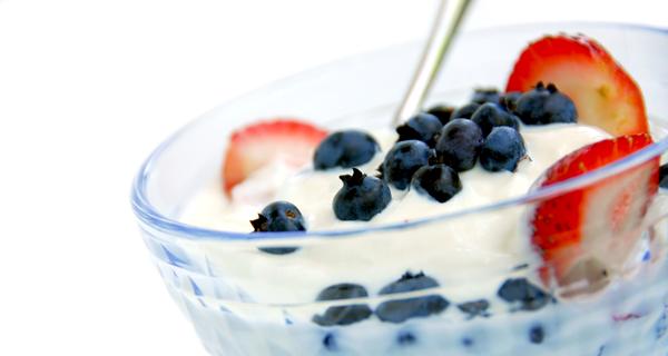 Conheça os benefícios do iogurte