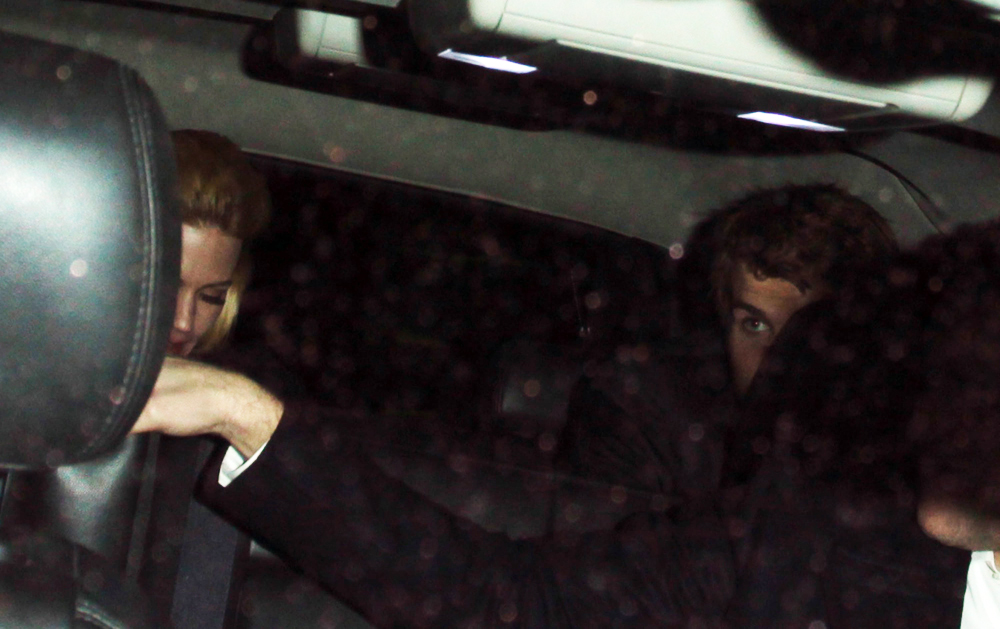 Miley Cyrus e Liam Hemsworth separados?