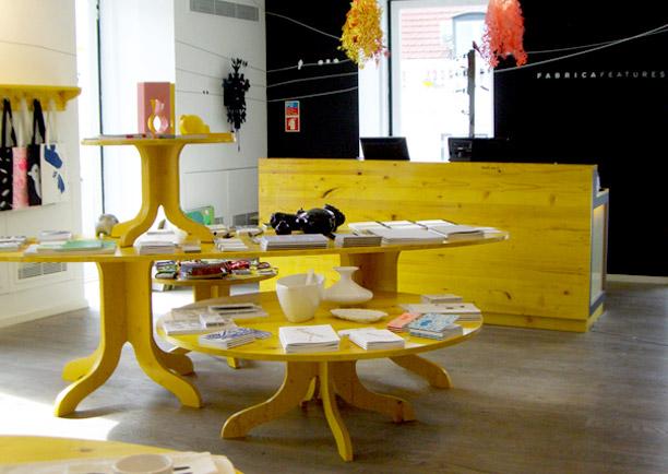 Conheça a Fabrica Features Lisboa