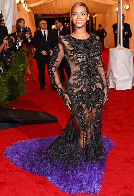 Gala MET tem como anfitriã honorária a cantora Beyoncé
