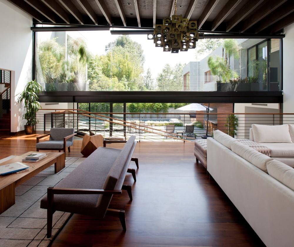Uma casa de sonho na Califórnia