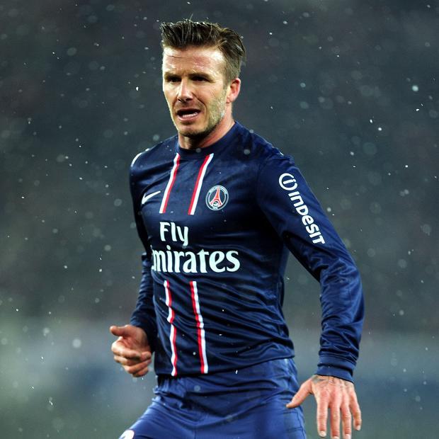 David Beckham irá oferecer ordenado a hospital pediátrico de Paris