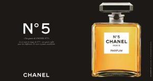 Chanel No.5 exposição em Paris
