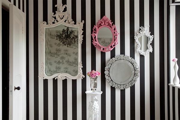 Aprenda a decorar com espelhos