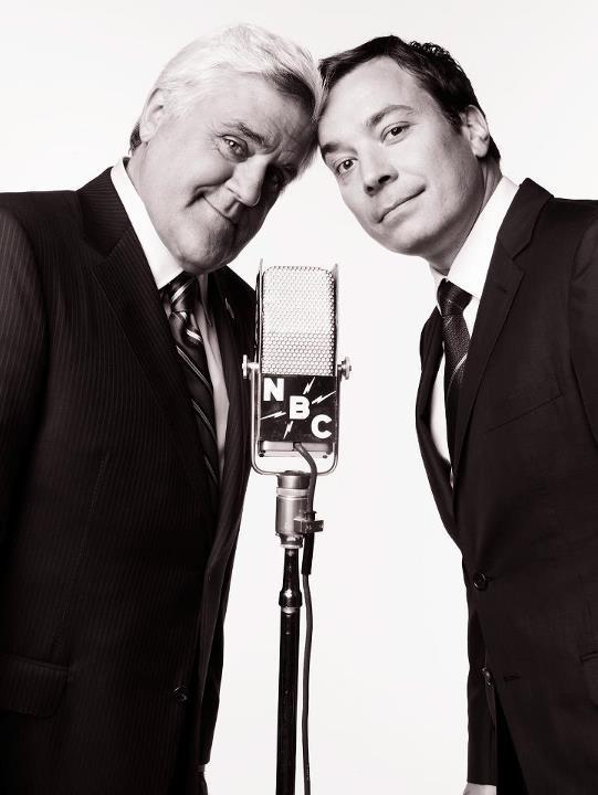 Jimmy Fallon substitui Jay Leno no Tonight Show