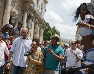 EUA investigam se Beyoncé e Jay-Z tinham permissão para ir à Cuba