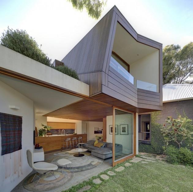 Uma casa de sonho em Sydney