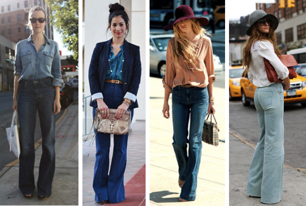Os jeans ideais para o seu tipo de corpo
