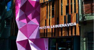 O Hostel La Buena Vida no México