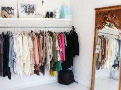 Ideias para um closet improvisado