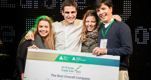 Jovens portugueses ganham prémio internacional com Virtual Bag