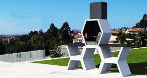 O mobiliário para os seus espaços exteriores