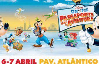 Disney On Ice Passaporte Para A Aventura