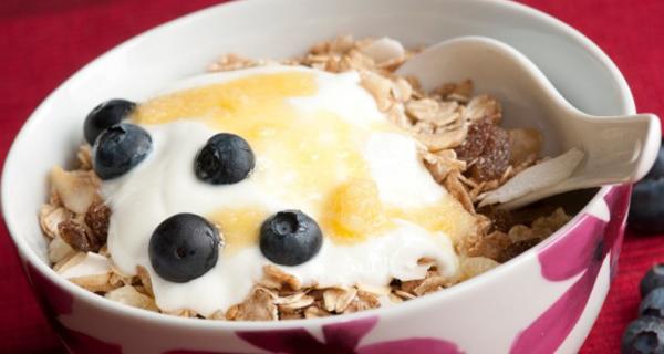 O que é o iogurte grego?
