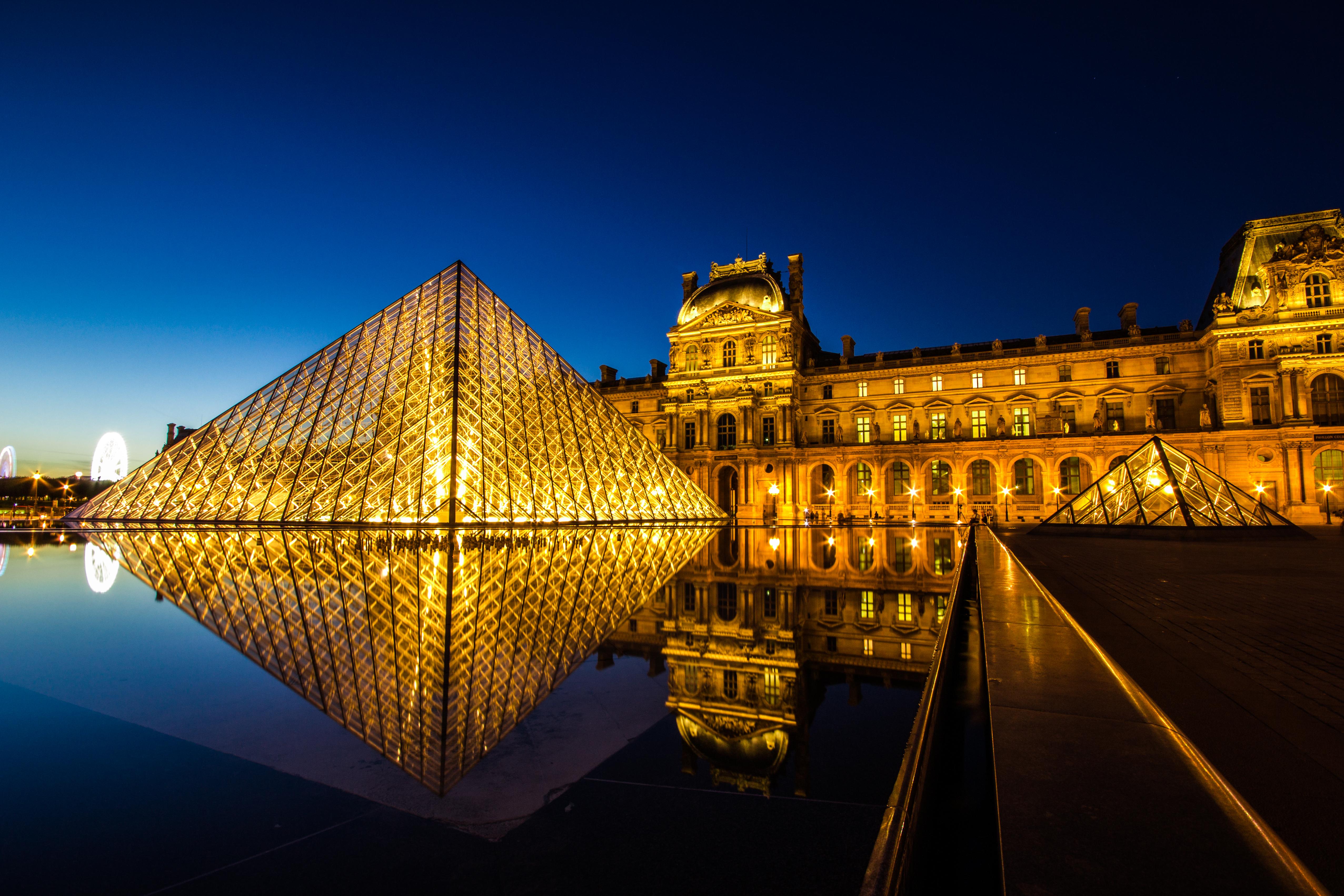 Louvre é obrigado a encerrar portas devido a carteiristas