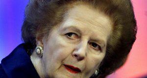 A dama de ferro Margaret Thatcher morre aos 87 anos