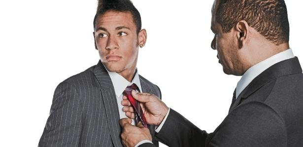 Pai de Neymar afirma que Barcelona liga-lhe todos os dias