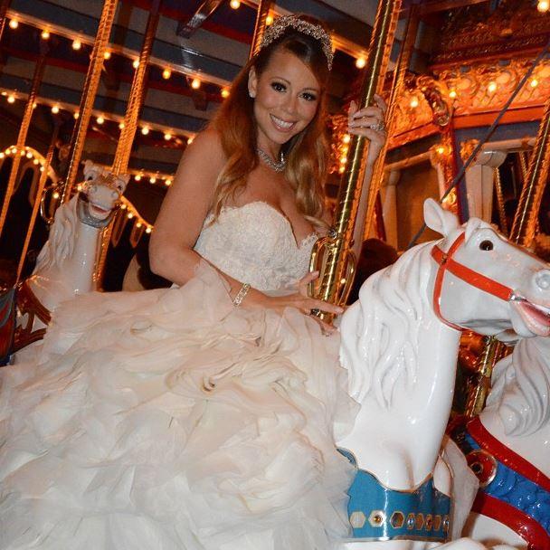 Mariah Carey manda fechar Disneyland