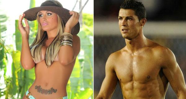 Andressa Urach exige retratação de Cristiano Ronaldo