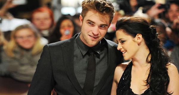 Robert Pattinson e Kristen Stewart separados