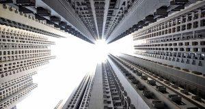 Arquitetura de Hong Kong em fotografias