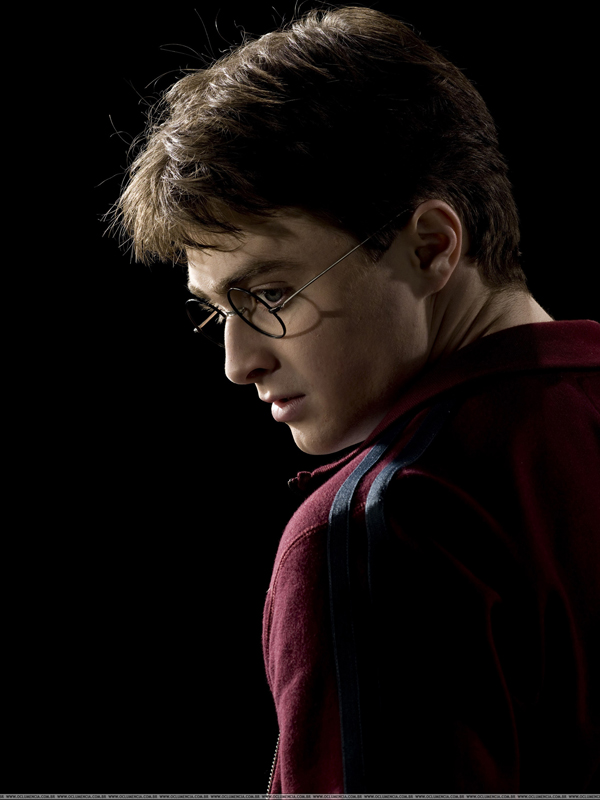 Radcliffe quer ser pai de Harry Potter